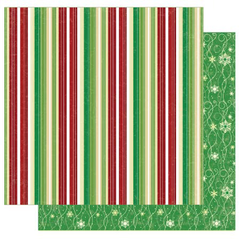 Best Creation Christmas Stripes (Merry Christmas Collection)