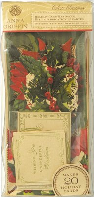 Anna Griffin Holiday Card Making Kit (Calisto Christmas Collection)