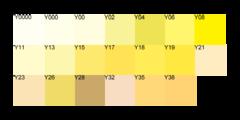 Copic Sketch Markers Color Group Y