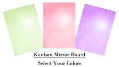 Kanban Crafts A4 Mirri (Mirror) Board