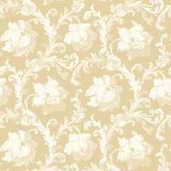 Anna Griffin Gold Floral (Cecile Collection)