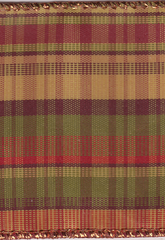 Celebrate It Ribbon 2.5 Inch Autumn Plaid Wired Edge Ribbon