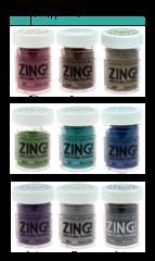 American Crafts Zing Metallic Embossing Powder
