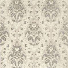 Anna Griffin Glitter Silver Damask (Cecile Collection)