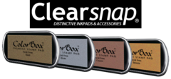 Clearsnap Colorbox Classic Pigment Metallic Ink Pads