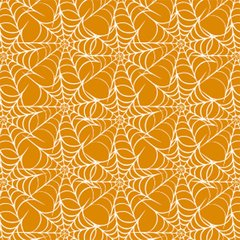 Anna Griffin Orange Webbing (Esmerelda Collection)