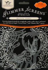 Tattered Angels Glimmer Screens Halloween Hauntings (Vintage Seasons Collection)