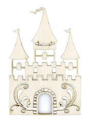 KaiserCraft Wooden Flourishes Fairy Castle