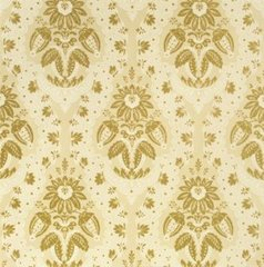 Anna Griffin Glitter Gold Damask (Cecile Collection)