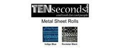 Ten Seconds Studio Metal Sheet Rolls