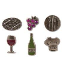 Karen Foster Bon Appetit Treasure Brads (Bon Appetit Collection)
