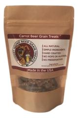 5oz Carrot Beer Grain Treats