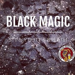 Black Magic w/activated charcoal 5oz