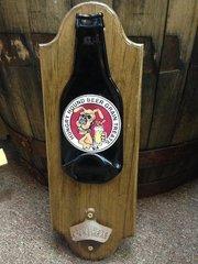 Beer Bottle Opener Plaque