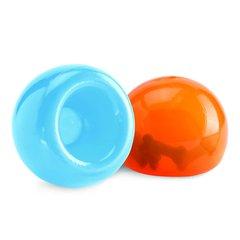 Orbee-Tuff Snoop Treat Ball--Blue