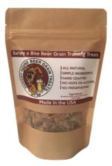 Peanut Butter Barley a Bite Training Treats 5oz