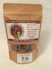 5oz CBD/Hemp Oil Bacon Cheddar Bites 200mg CBD per bag