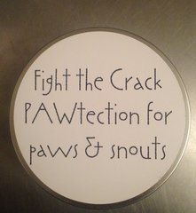 Fight the Crack Snout & Paw Wax 3oz