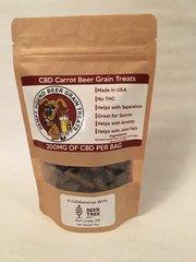 5oz CBD/Hemp Oil Carrot Bites 200mg CBD per bag