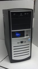 DG31PR INTEL SYSTEMS DUAL CORE 2.0GHZ,2GB,,750GB DRIVE,DVD-RW (CKS BUILD) (Refurbished)