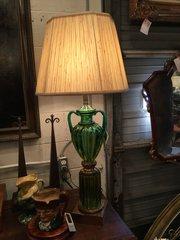 Venini Murano lamp by Marbro