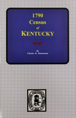1790 Census of Kentucky