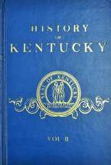 History of Kentucky ( Vol. #2 )