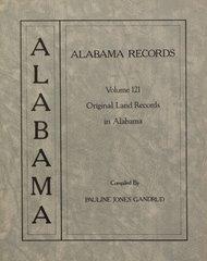 ALABAMA RECORDS - Vol. #121