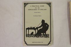 A Pratical Guide for the Genealogist in England.