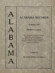 ALABAMA RECORDS - Vol. #197