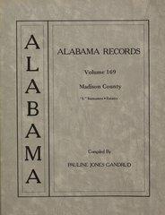 ALABAMA RECORDS - Vol. #169
