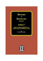 History of Kentucky, the 7th Edition.