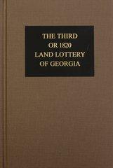 1820 Land Lottery of Georgia.