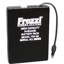 Frezzi FBP 90 Battery Rebuild