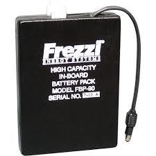 Frezzi FBP 90 Battery Rebuild