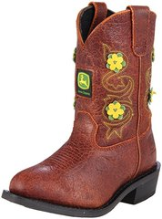 John Deere 3233 Western Dark Brown,6 M US Youth