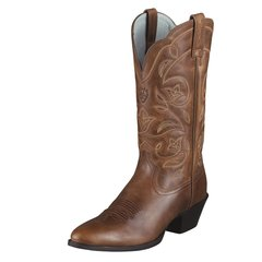Ariat Womens Heritage Western R Toe Boots
