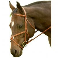Exselle Elite Plain Raised Jumper Bridle (Intrepid)