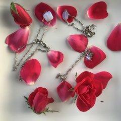 Dainty Opalite Boho Layering Necklace