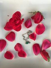 Dainty Amazonite Boho Layering Necklace