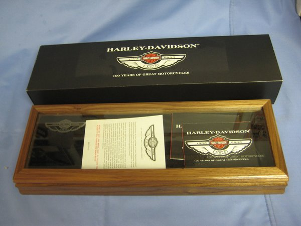 Harley-Davidson 100th Anniversary Founders Bowie Knife, #228 of 2003