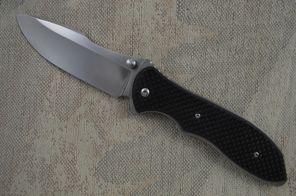 Rick Hinderer Rare 1999 Handmade Tactical Folding Knife, Pre-XM-18 (SOLD)