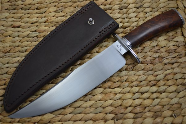 Mike Ruth, J.S. Bowie, Desert Ironwood, Kenny Rowe Sheath (SOLD)