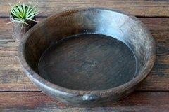 Found Chapati Bowl