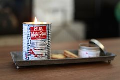 Canadian Maple Syrup Candle - Classic Wick