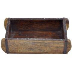 Found Wooden Brick Mold