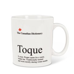 Cdn Dictionary Mug - Toque