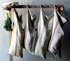 Vintage Grain Sacks