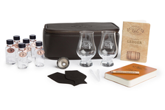 Whisky Connoisseur - Deluxe Leather Whisky Travel Kit
