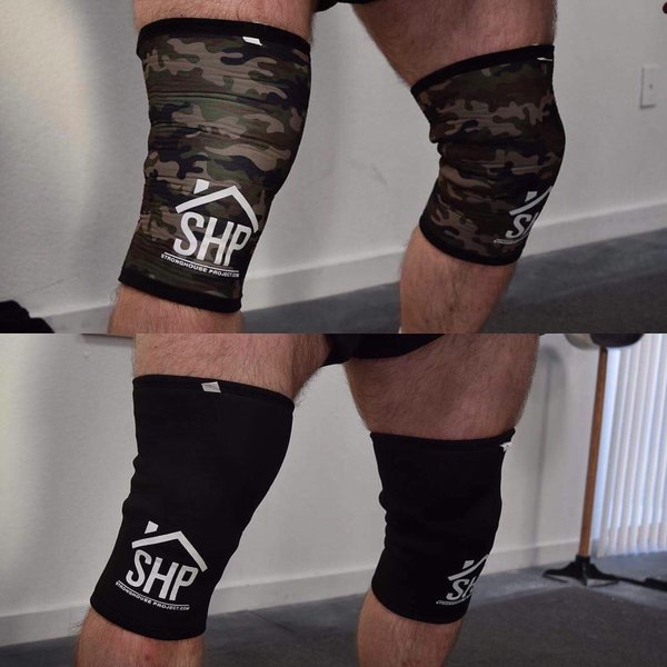 **Limited Edition** Reversible Camo Knee Sleeves